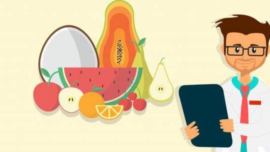 مهام أخصائي التغذية