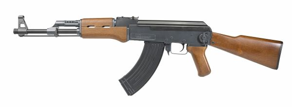 Discarded AK-47 (UPDATE)