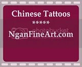 Chinese Writing Tattoo Calligraphy Script Styles Symbols Word