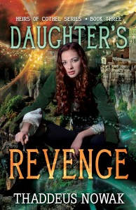 Daughter's Revenge Cover