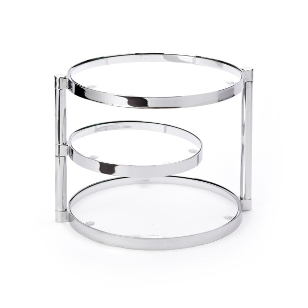 Glas Side Table Closed Lifestyle