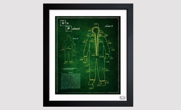 Breaking Bad Blueprints by Oliver Gal 04