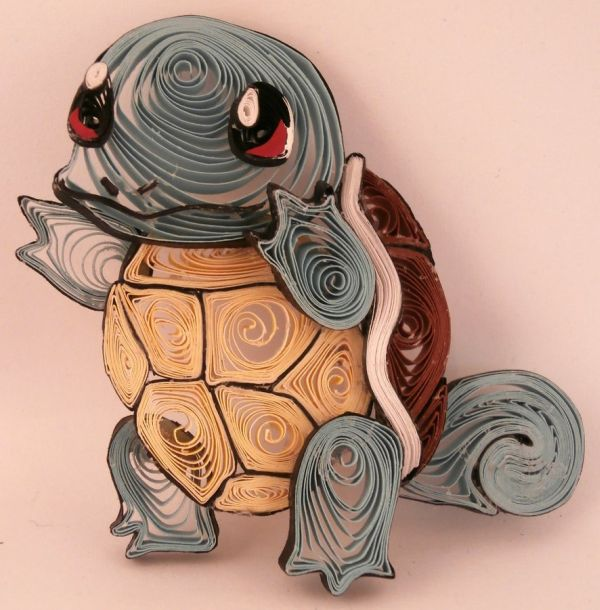 Paper Quilling Starter Generation One by Aimie Holdorf Squitle