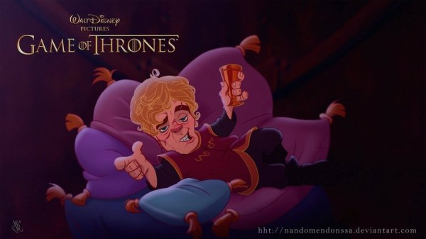 Disney Game of Thrones Tyrion