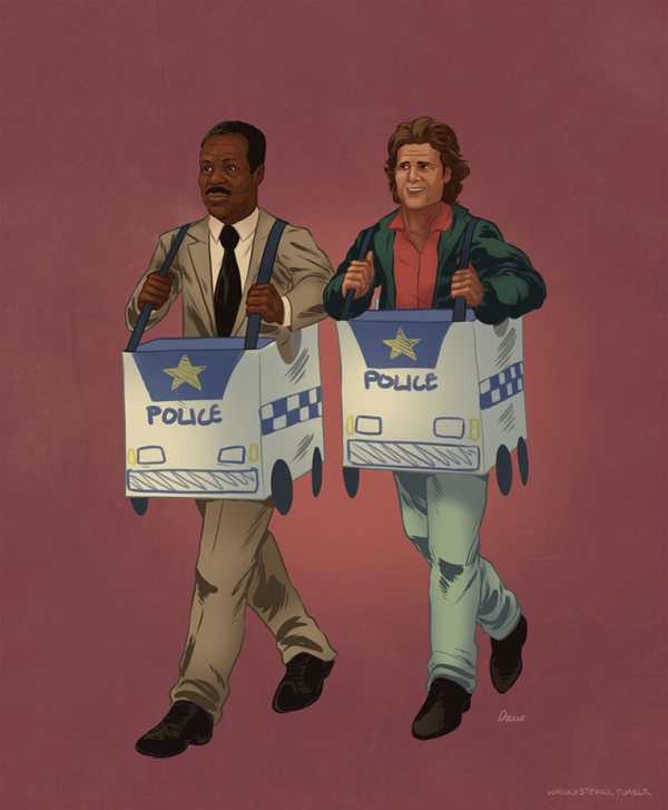 pop-culture-buddies-dave-collison-lethal-weapon