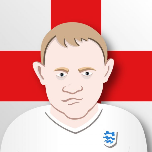 World Cup Team Leader england