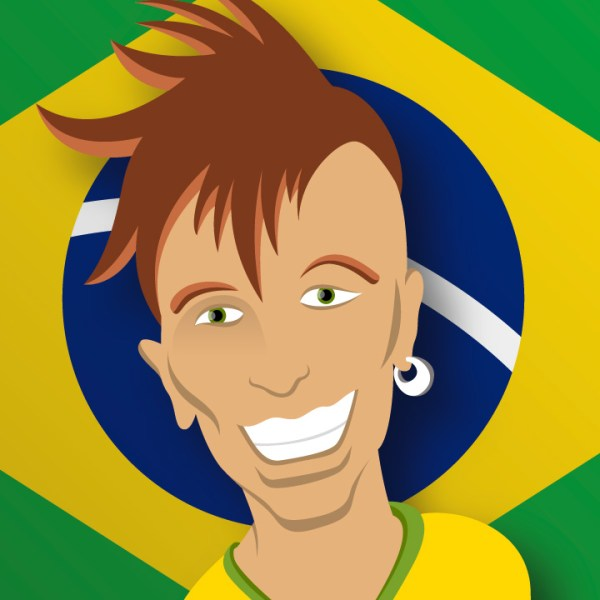 World Cup Team Leader neymar brasilien