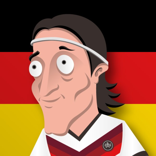 World Cup Team Leader oezil deutschland