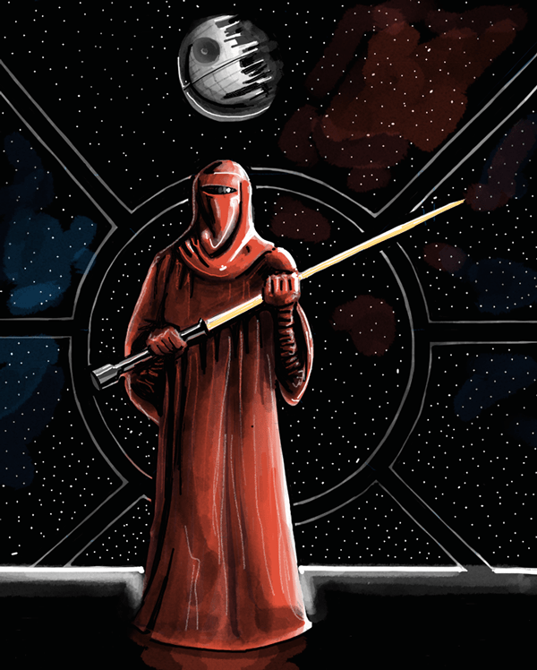 Star Wars From A to Z by Byron Balmaceda I
