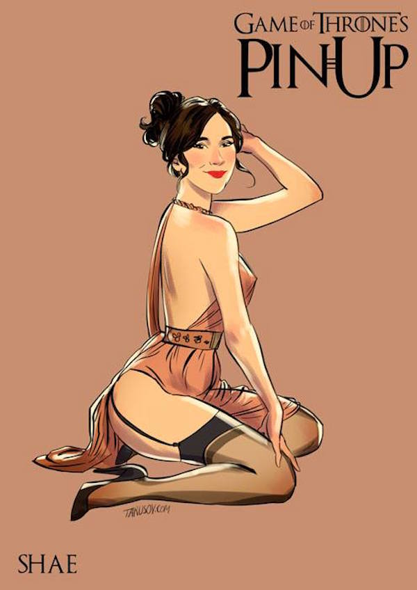 Andrew-Tarusov-Game-of-Thrones-Pin-Ups-Shae