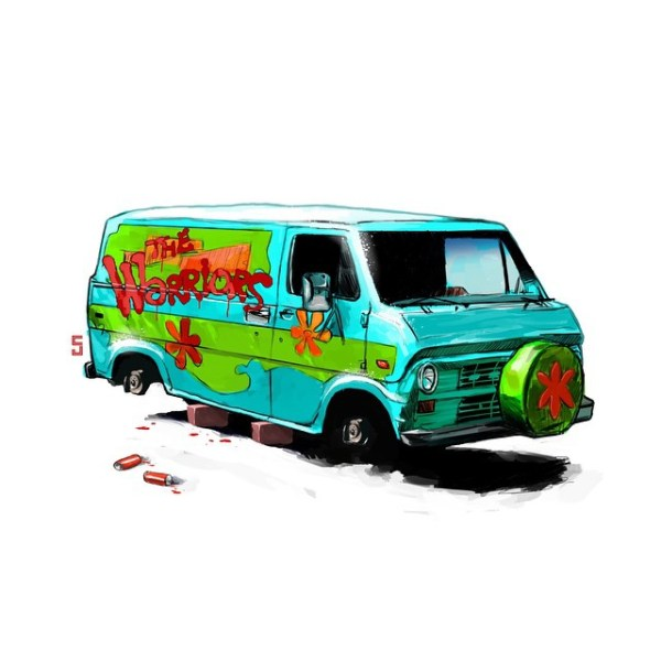 pop-culture-movie-vehicle-mashups-cj-johnson-scooby-dooh