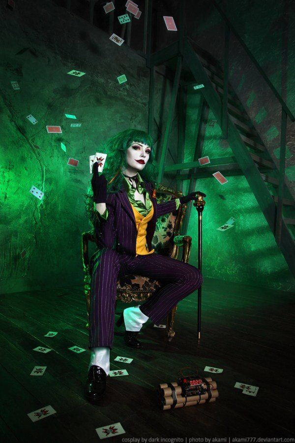 Joker Cosplay by HydraEvil 01