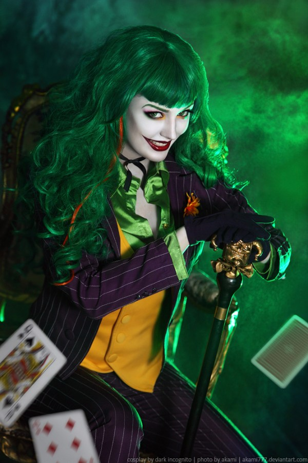 Joker Cosplay by HydraEvil 09
