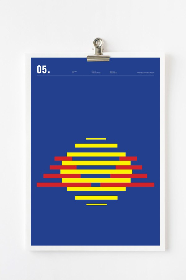 Line Logos by Nick Barclay Red Bull