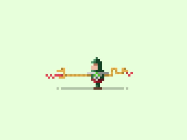 Pixelated Art by James Boorman 12