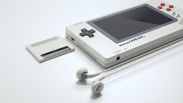 Nintendo Gameboy 1UP by Florian Renner 02