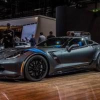 2017 Chevrolet Corvette Grand Sport: Z06
