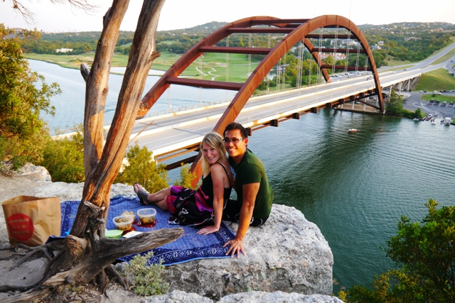 Pennybacker Bridge-Austin
