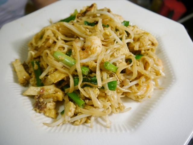 Romantic Nights of Pad Thai | Pad Thai Recipe