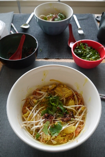 Chicken Khao Soi Recipe