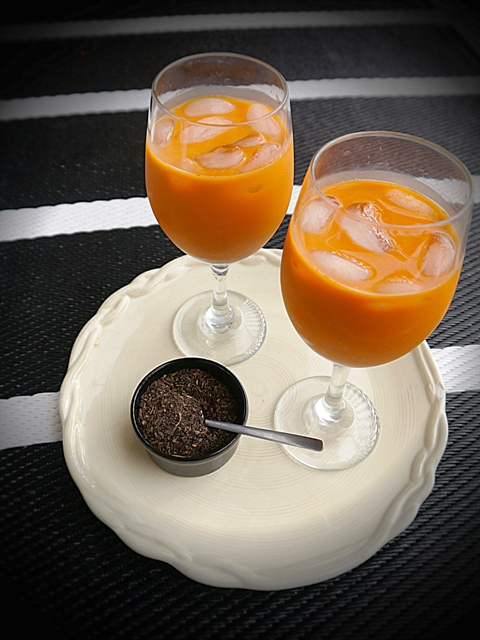 Thai Milk Tea Recipe | Cha Yen