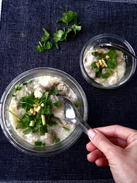 Jok-Thai Rice Porridge