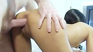 Slender Thai Escort Tries Porn For the First Time