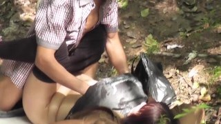 Thai Sex Service In The Forest