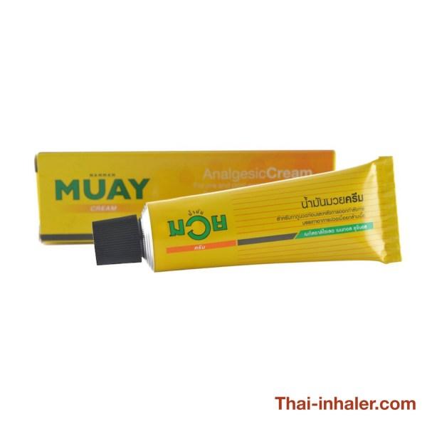 Namman Muay - Thailand Analgesic Cream - 2x30 Grams