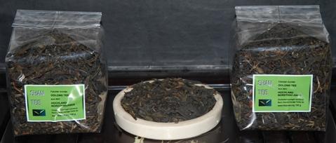 ShanTee, 2 kleine Packungen plus Teeblätter