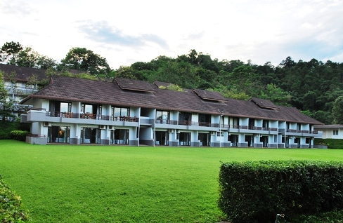 Doi Tung Lodge, Doi Tung, Nordthailand