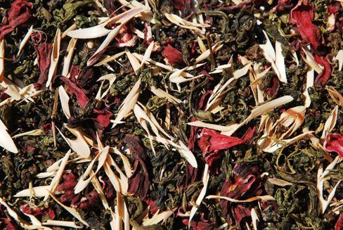 Tee-Kreationen - Tee & Kräuter - Mischung