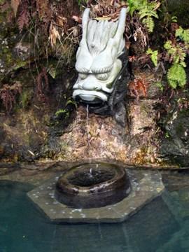 Original Long Jing Drachenbrunnen nahe dem Dorf Longjing, Hangzhou, China