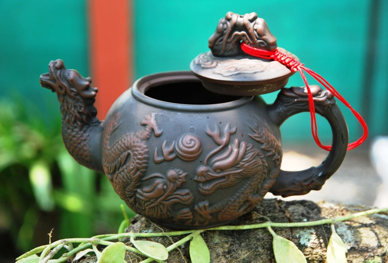 Die klassische chinesische Teekanne - ein Meilenstein in der Entwicklung von Tee als Getränk