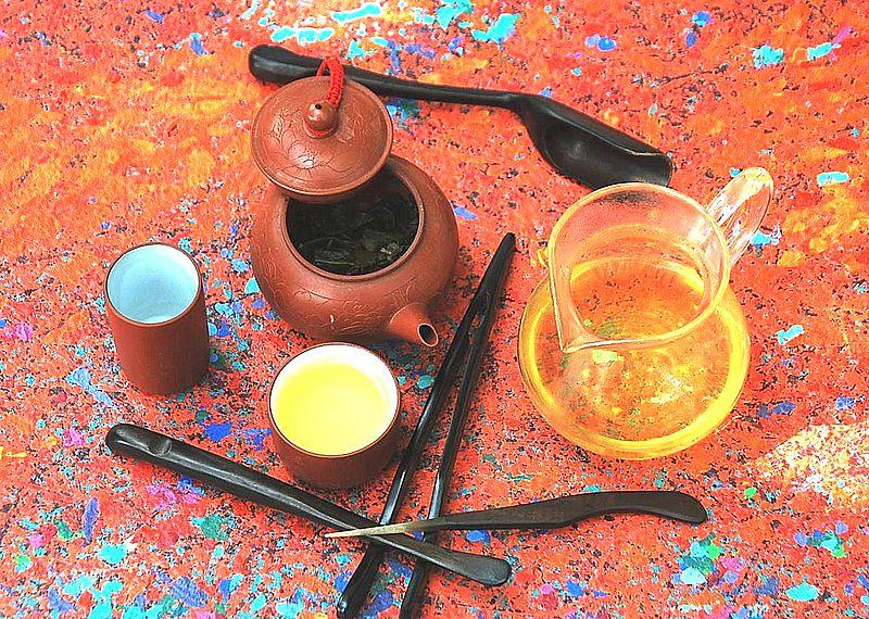Das Ritual der Gong Fu Cha ist flexibel und bietet Freiraum zur individuellen Gestaltung und Entfaltung
