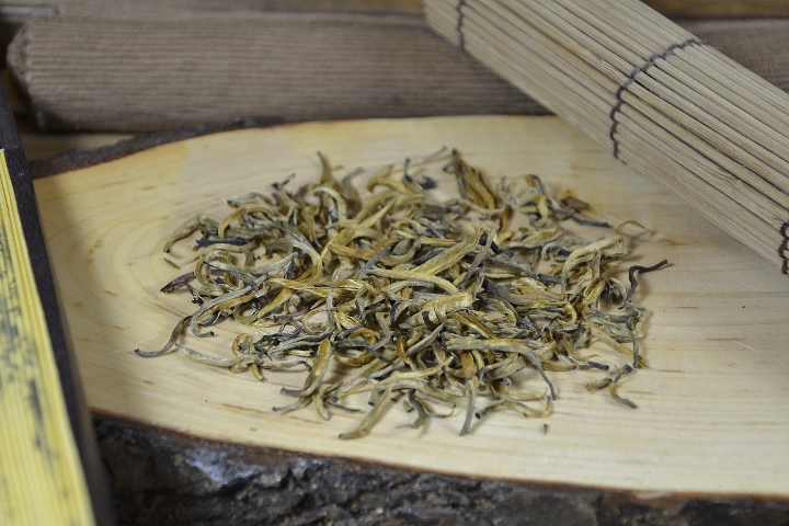 Golden Tips Schwarzer Tee von alten Teebäumen in Yunnan