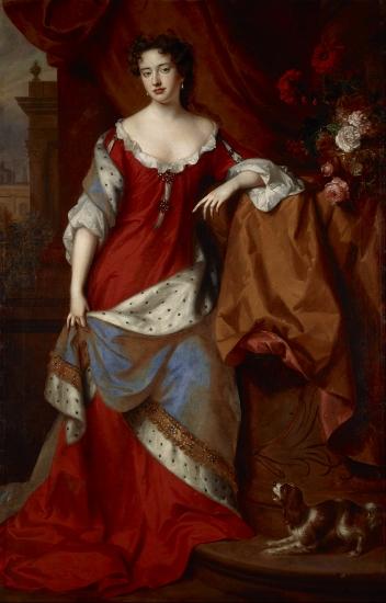 Queen Anne of Great Britain - förderte die Teekultur am englischen Hof