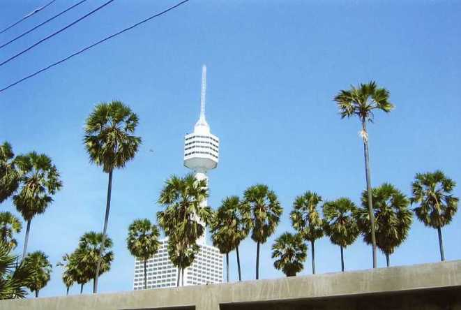 The Jomtien Tower in Pattaya
