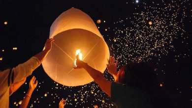 Photo of Loi Krathong el festival de las luces en Tailandia