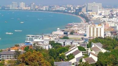Pattaya in Thailand