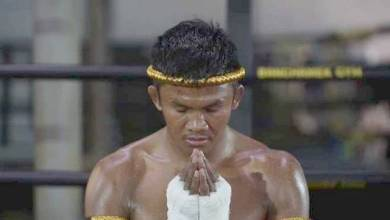 Ram Muay, a ritual dance before Muay Thai's fights