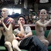 Lat Phrao路的後樂園-中古傢俱店Papaya(2)