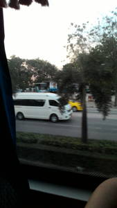 Traffic at Chatuchak Bangkok - recent Thailand pictures