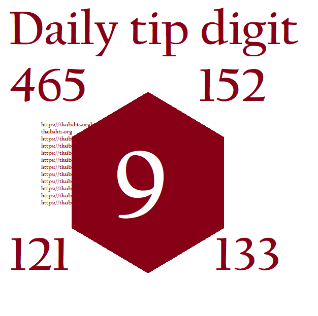 daily number tip Thai lottery 1-7-2018