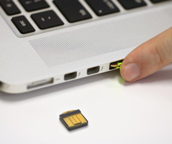YubiKey 5 nano touch 2020