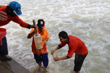 вода на Патонге