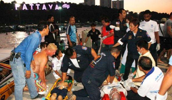 1. крушение парома в Таиланде (2)