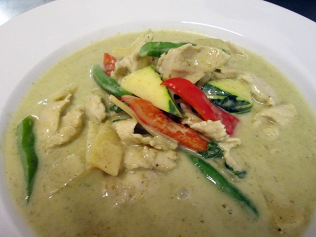 Green Curry Thai Spice Restaurant