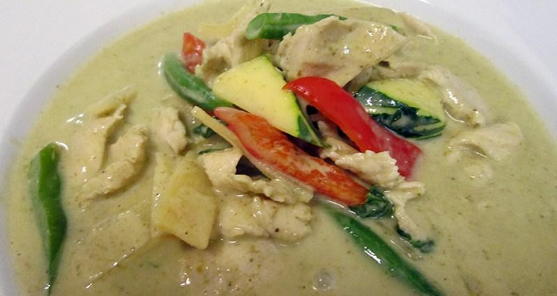 Green Curry Thai Spice Restaurant