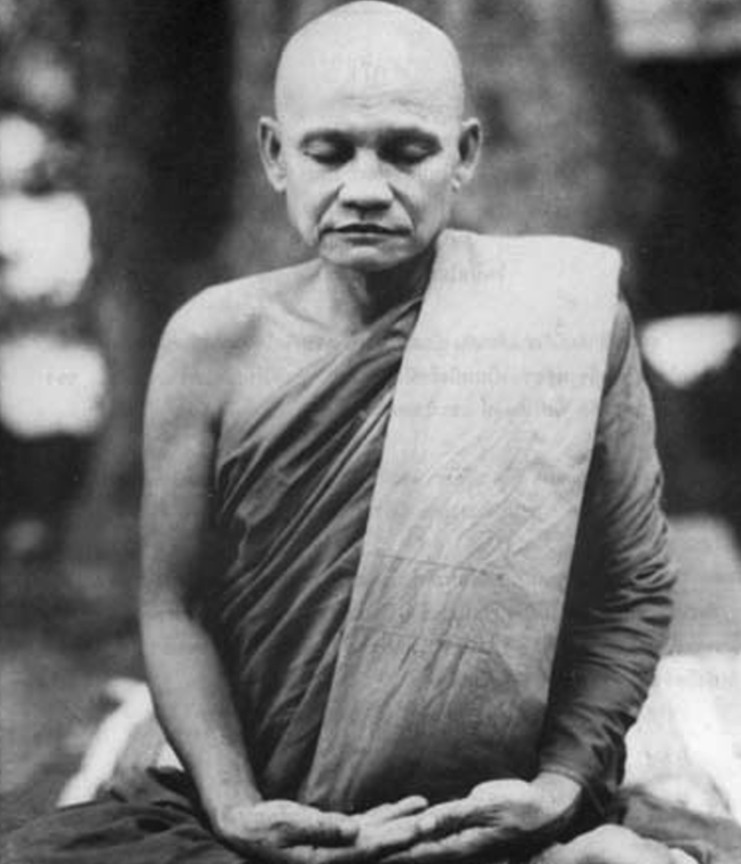 Student of Ajahn Mun and teacher of numerous Western Buddhists